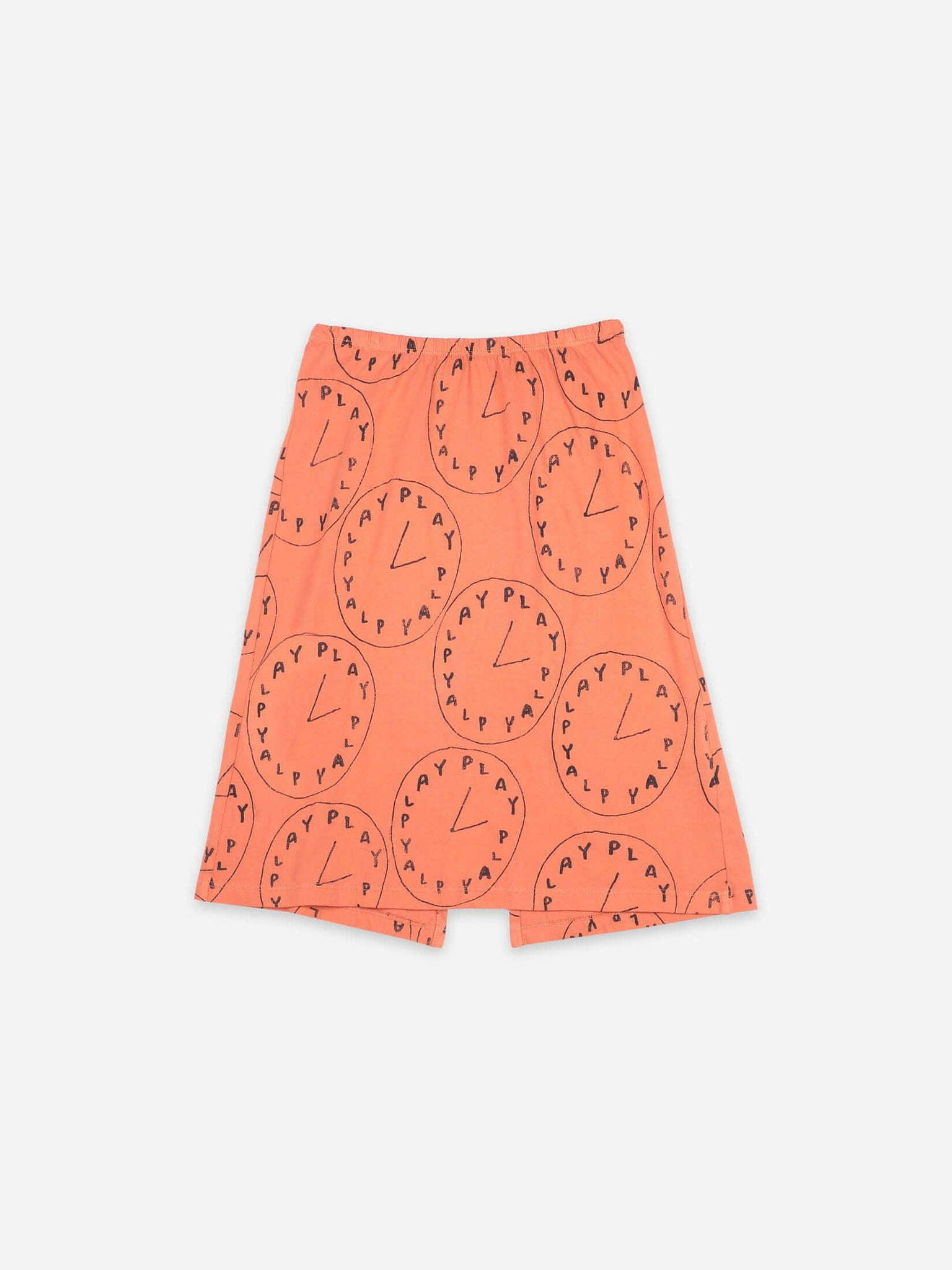Bobo Choses All Over Jersey Midi Skirt Topaz