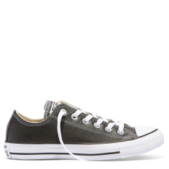 Converse Chuck Taylor All Star Leather Shoe Black