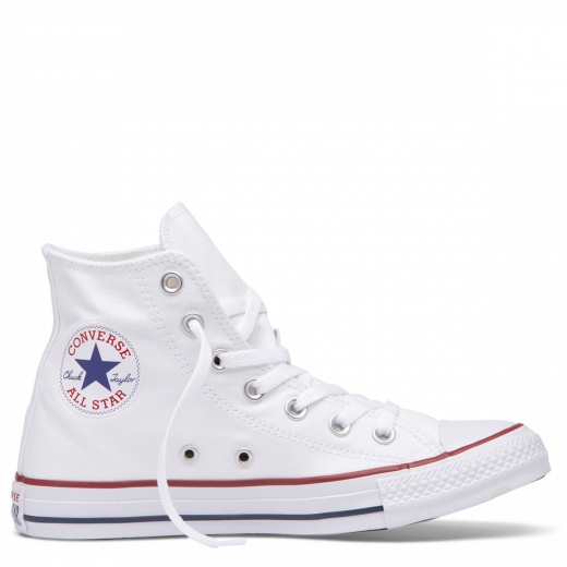 Converse Chuck Taylor All Star Canvas Hi Top White