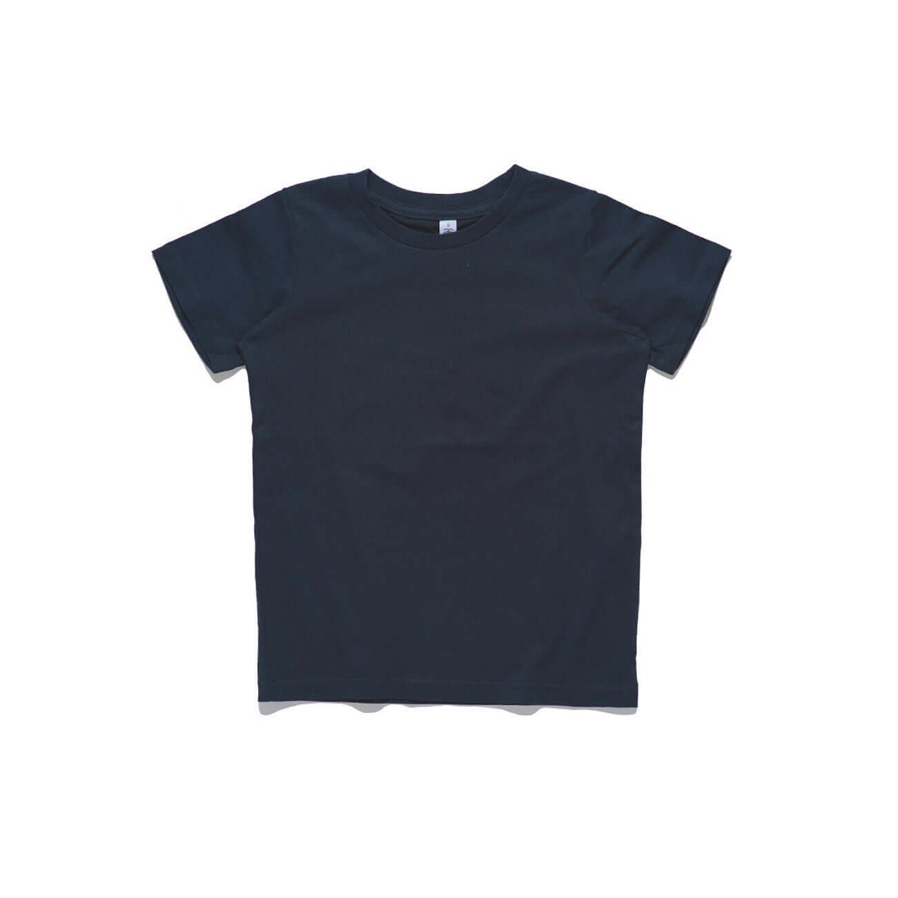 AS Colour Basic Kids Cotton Crew Neck Tee Shirt White, Navy, Coal and Grey Marl - Frankie's Story - 2