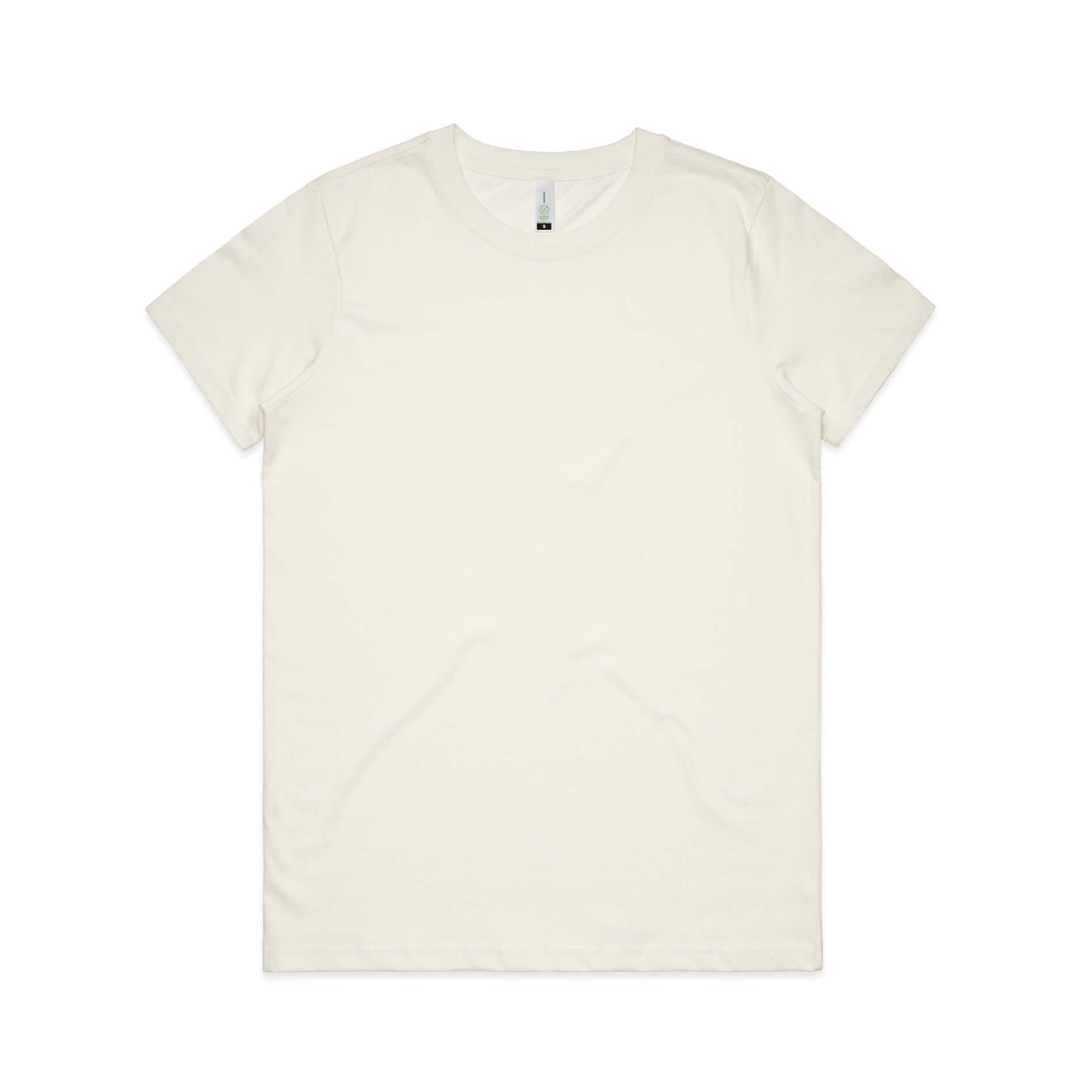 AS Colour Womens MAPLE TEE - Cream