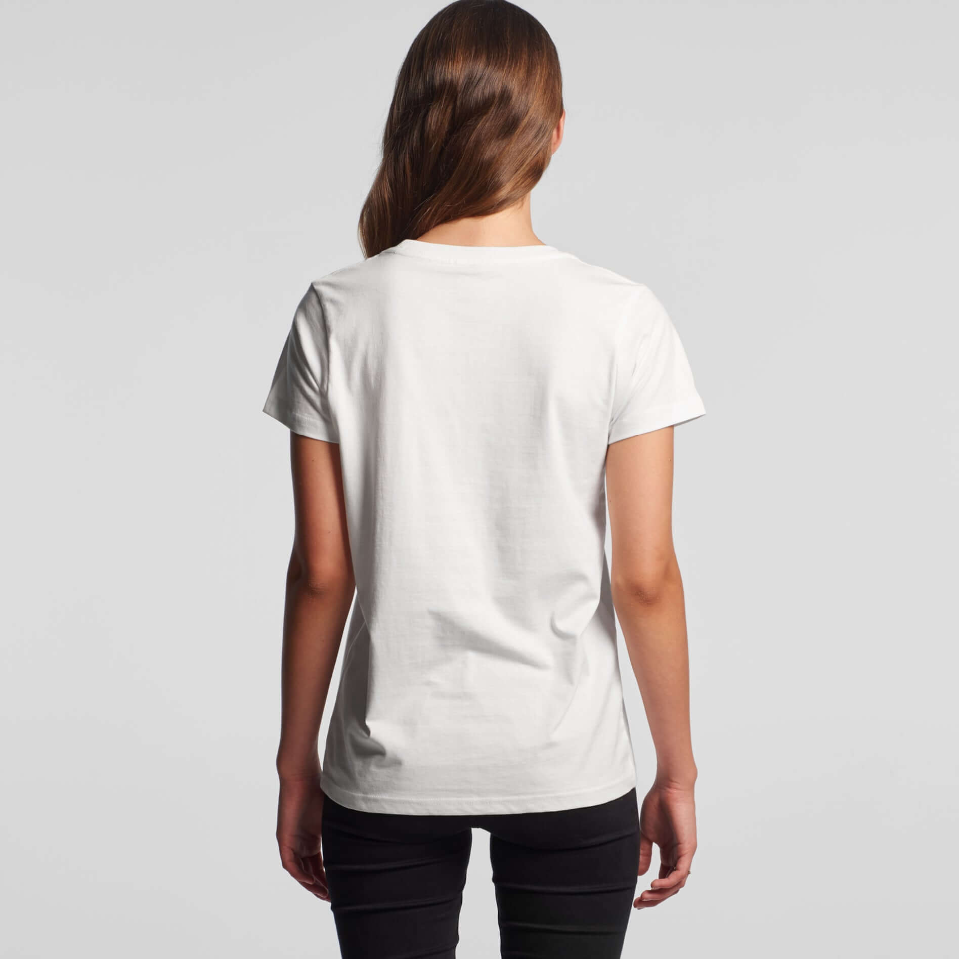AS Colour Womens MAPLE TEE - Grey Marle