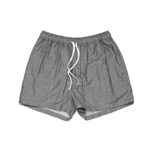 AS Colour Unisex MADISON SHORTS - Steel