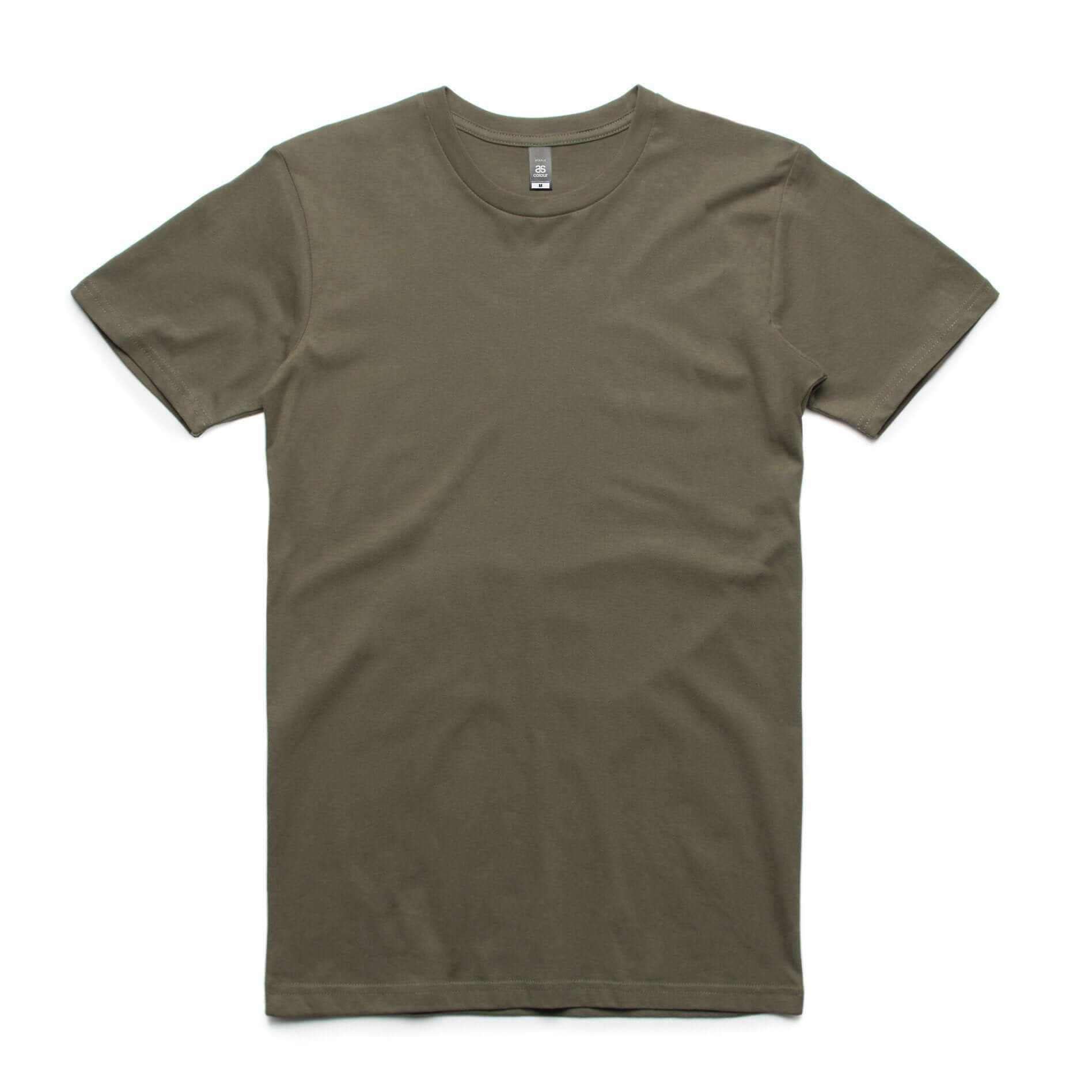 AS Colour STAPLE TEE -  Army