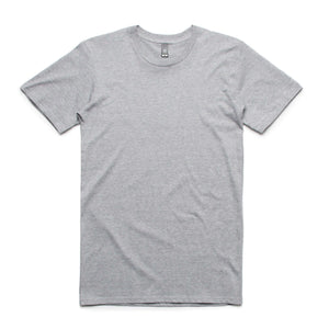 AS Colour STAPLE TEE - White, Army, Navy, Black and Grey Marle