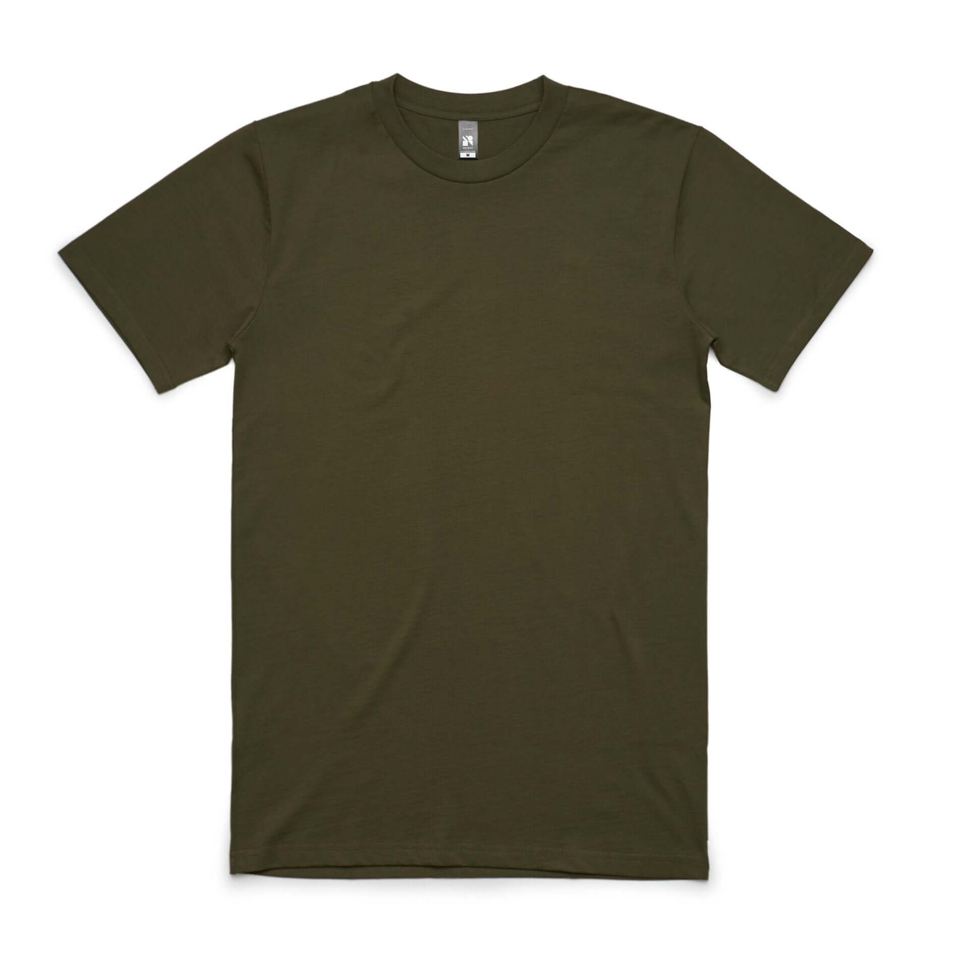 AS Colour CLASSIC TEE - Army