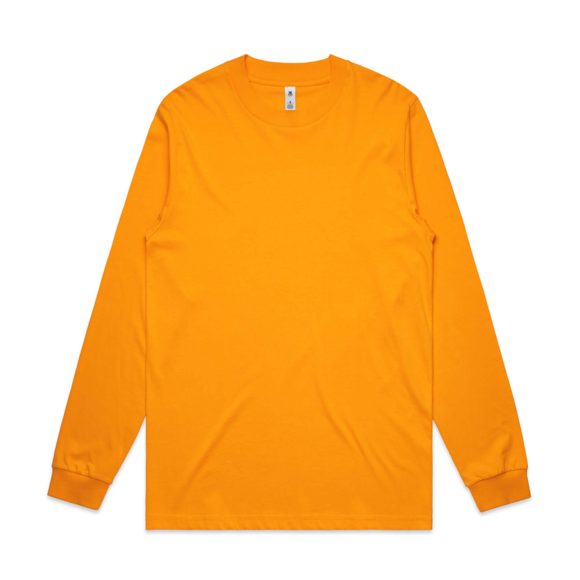 AS Colour GENERAL L/S TEE - Yellow