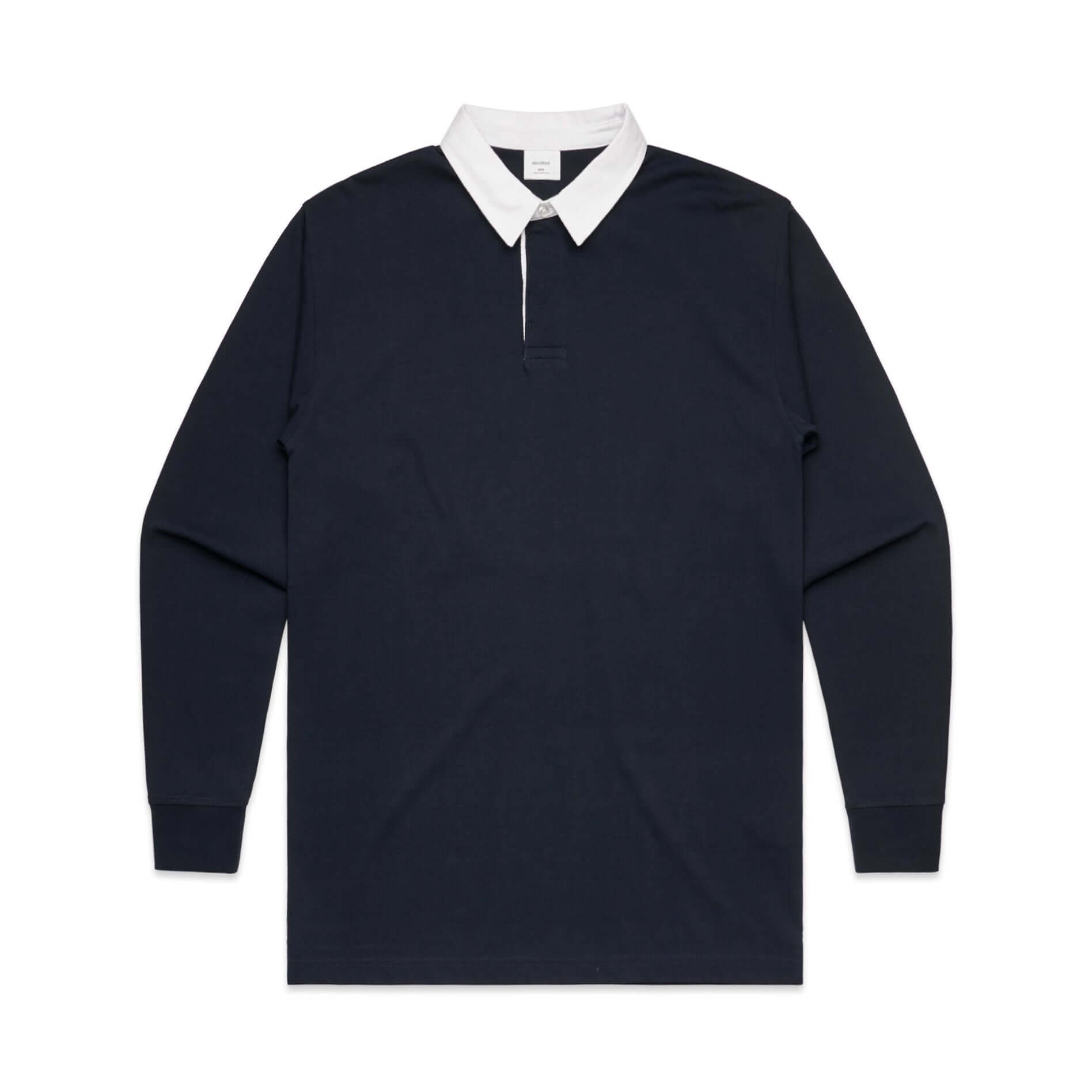 AS Colour RUGBY JERSEY - Navy