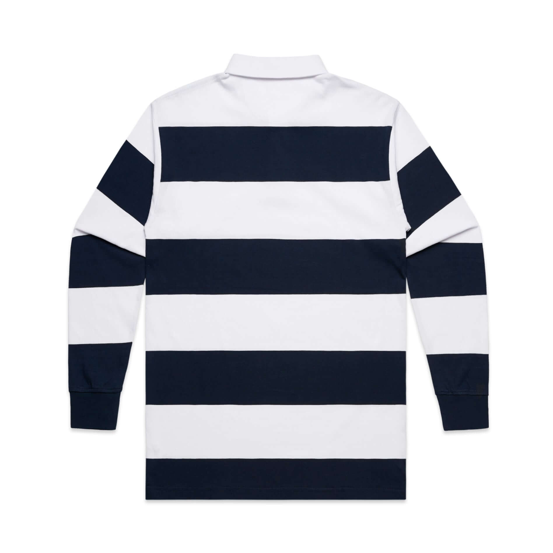 AS Colour RUGBY JERSEY - Navy/White