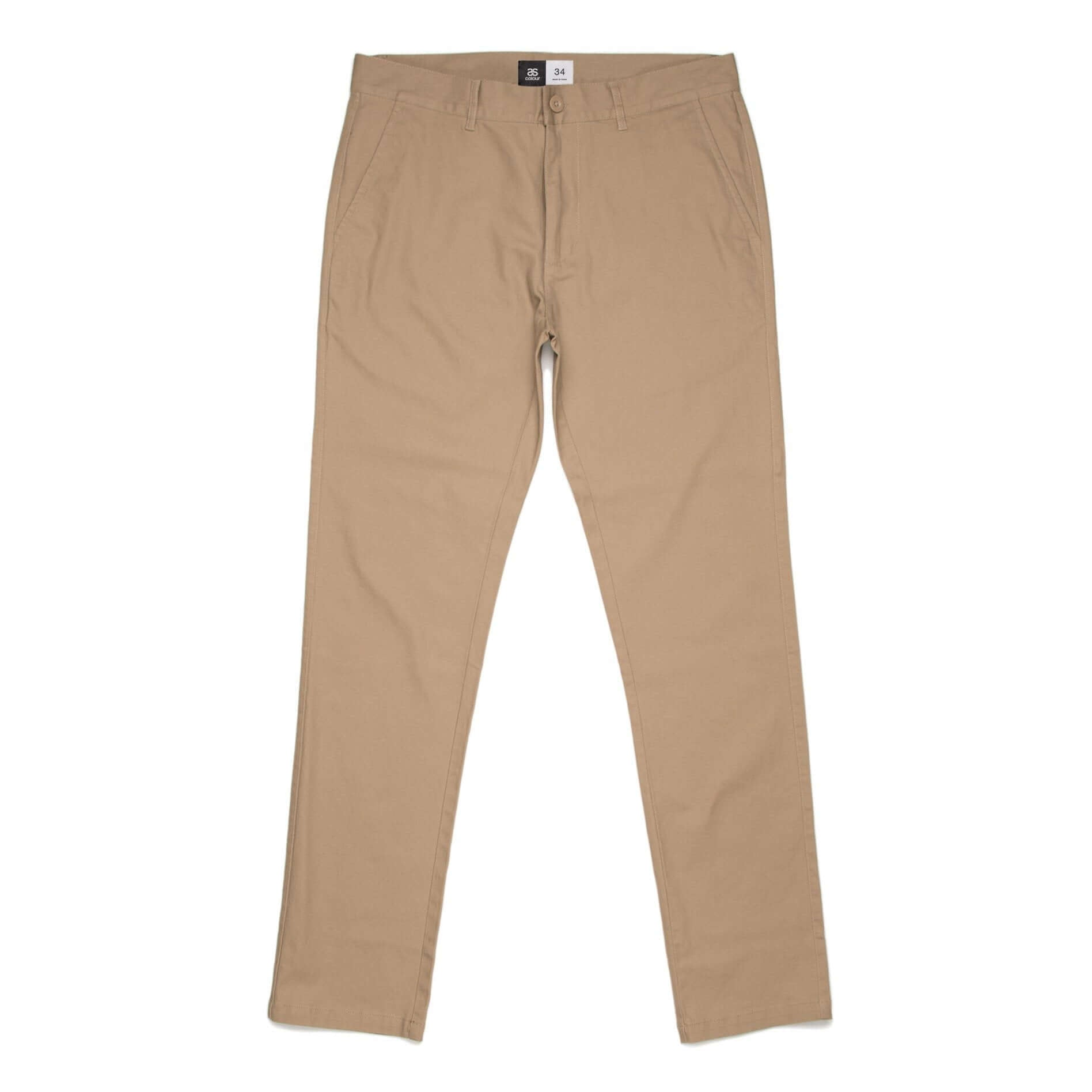 AS Colour STANDARD PANT - Khaki