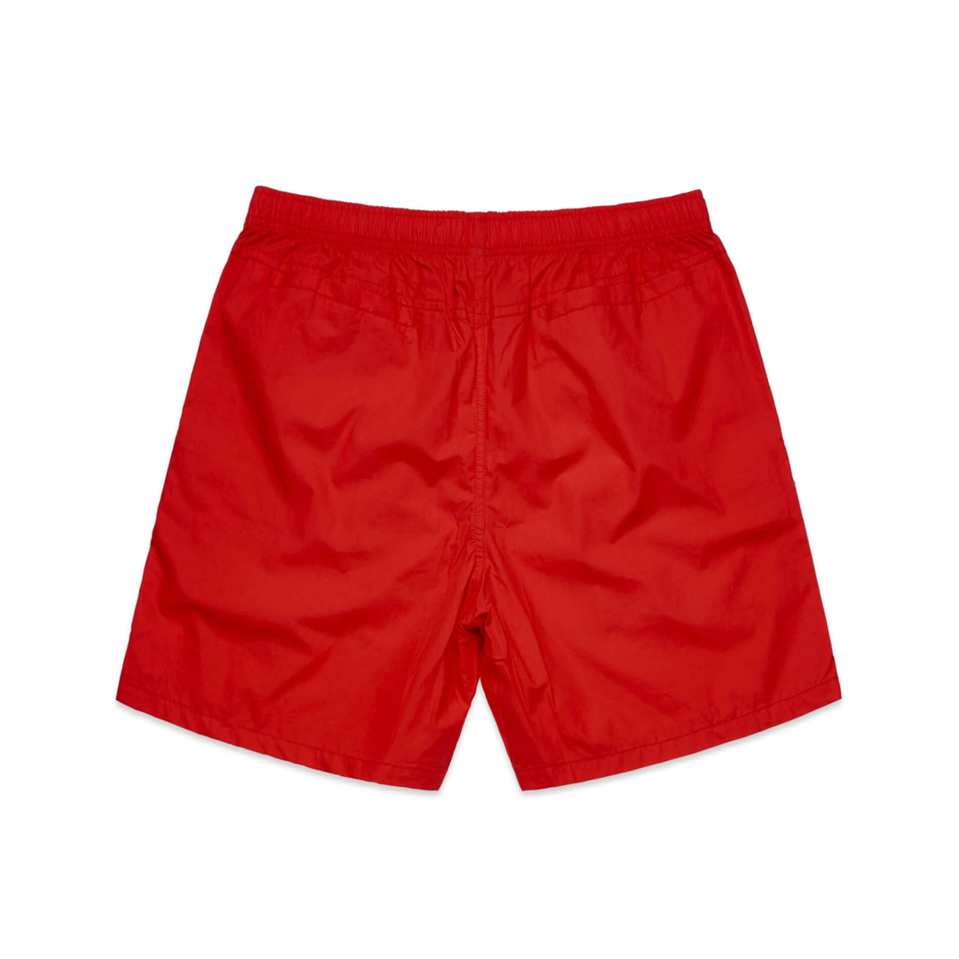 AS Colour BEACH SHORT - Red