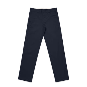 AS Colour MENS REGULAR PANT - Navy