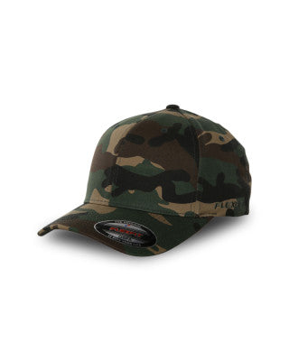 Flex Fit Worn By The World Camo