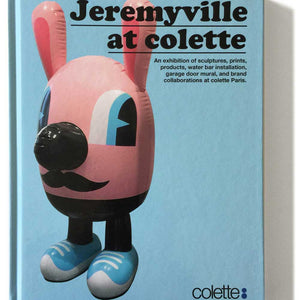 Jeremyville at Colette with Inflatable