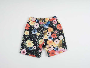 Wolf and Rita Simão Flower Print Swim Shorts