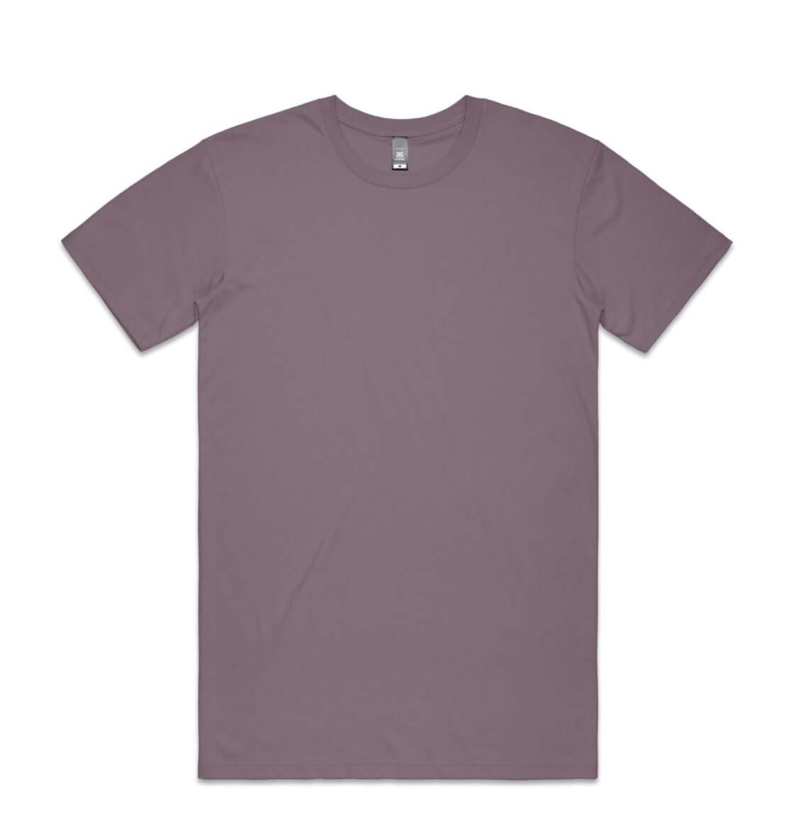 AS Colour STAPLE TEE - Mauve