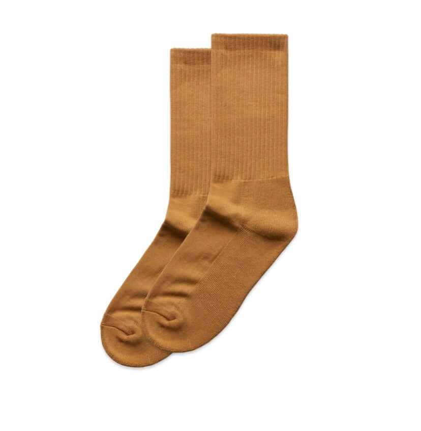 AS Colour RELAX SOCKS - Camel (2 PK)