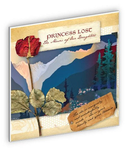 Princess Lost: The Music of our Daughters (CD)