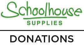 Donation to Schoolhouse Supplies (Optional)