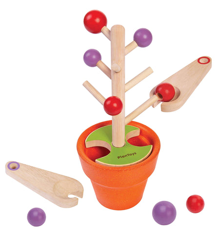 PlanToys Pick A Berry wooden game *NEW*