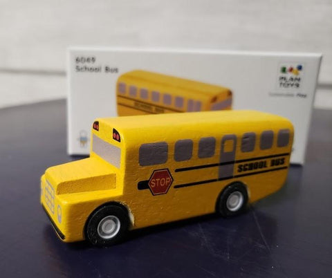 PlanToys PlanToys School Bus  *New*