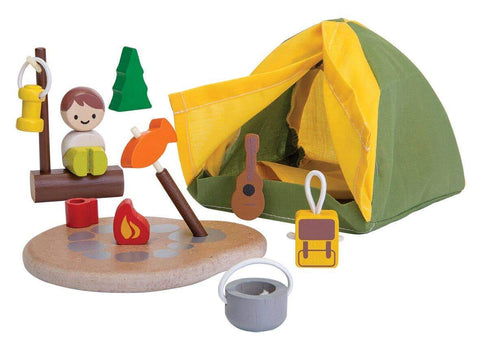 PlanToys PlanToys Wooden Camping Set  **NEW**