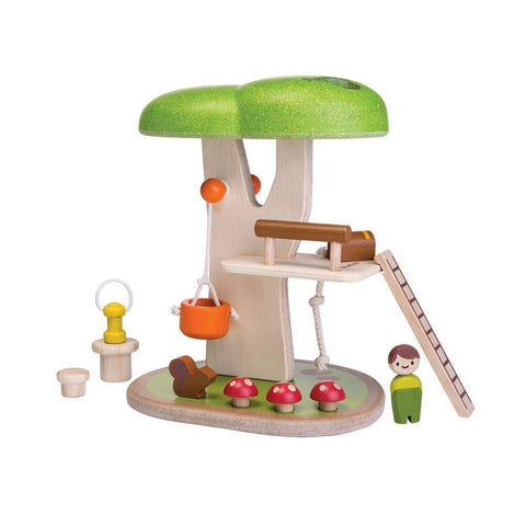 PlanToys PlanToys Wooden Tree House *NEW*