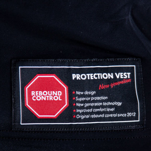 NEW Protection vest with Rebound Control (LS)