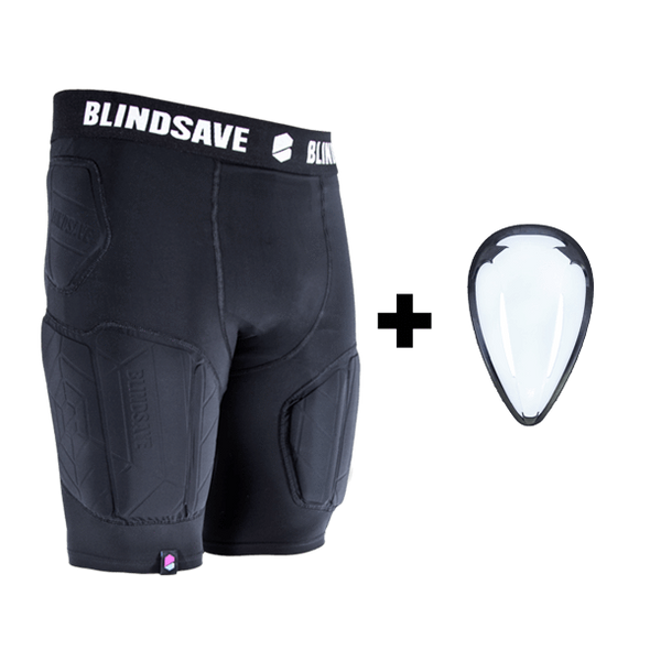 Protective shorts + cup