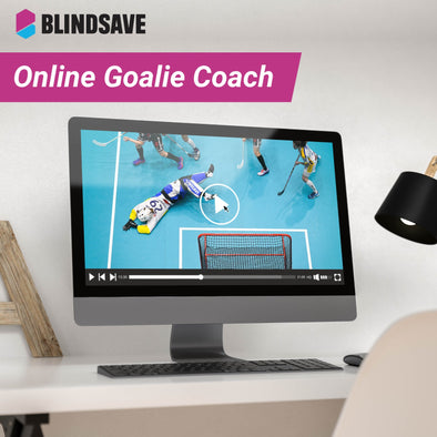 BLINDSAVE Online Goalie Coach