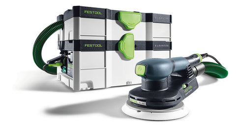 Time-saving tool-triggered operation found in all Festool vacuums