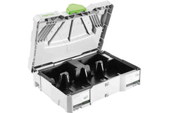 Festool 497684 Systainer With Insert For RTS 400 & LS 130 Abrasives