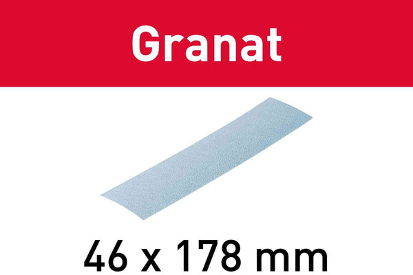 Festool 204276 Granat Abrasive Pocket StickFix P40 10X