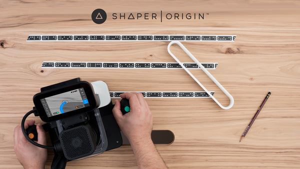 Shaper SO1-NN Origin Handheld CNC Router