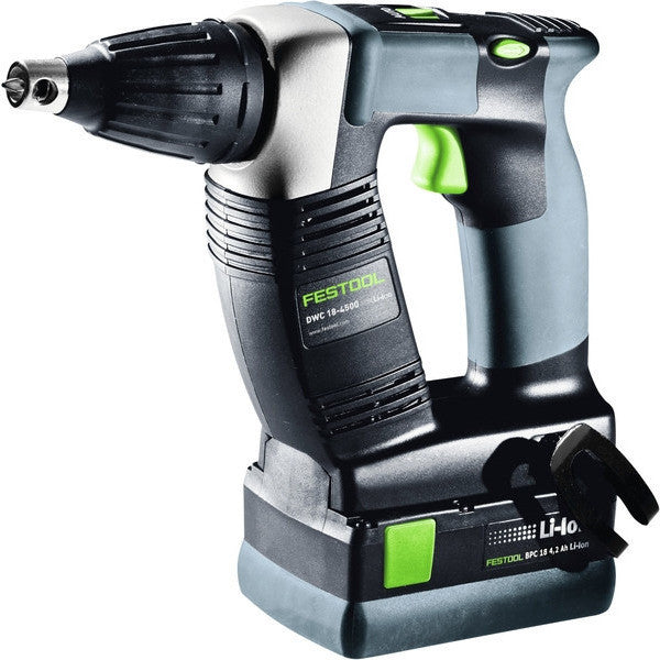 Festool 574888 DWC 18-4500 Cordless Screw Gun (Set)