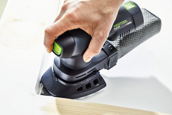 Festool 201523 DTSC 400 Orbital Finish Sander Cordless Plus