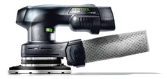Festool 201517 RTSC 400 Orbital Finish Sander Cordless Set