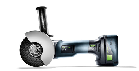 Festool 575348 Cordless Angle Grinder AGC 18 PLUS
