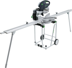 Festool 576863 Kapex KS120 REB Miter Saw + UG Metric Portable Stand Set