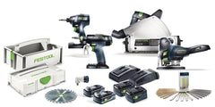 Festool 205604 PRO Finish PACK