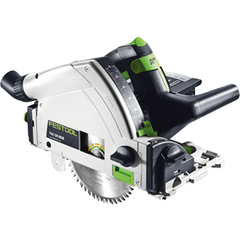 Festool 575747 Plunge Cut Cordless Track Saw TSC 55 REBI - FS (Set)