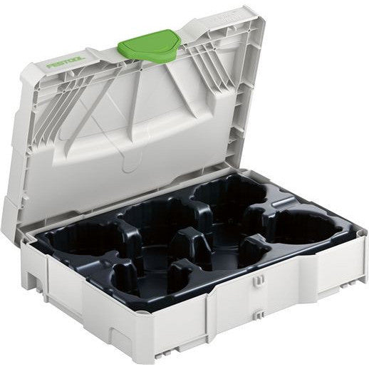 Festool 497687 Systainer With Insert For DX 93 E and RO 90 Abrasives
