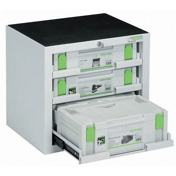 Festool 491921 SYS-PORT 500/2 Systainer Storage Cabinet