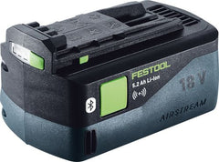 Festool 202480 Bluetooth Battery BP 18 Li 5.2 AS