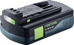 Festool 201790 Battery BP 18 Li 3.1 C
