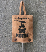 Load image into Gallery viewer, Single Canvas Pie Iron Bag - Original By Rome