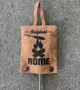 Single Canvas Pie Iron Bag - Original By Rome