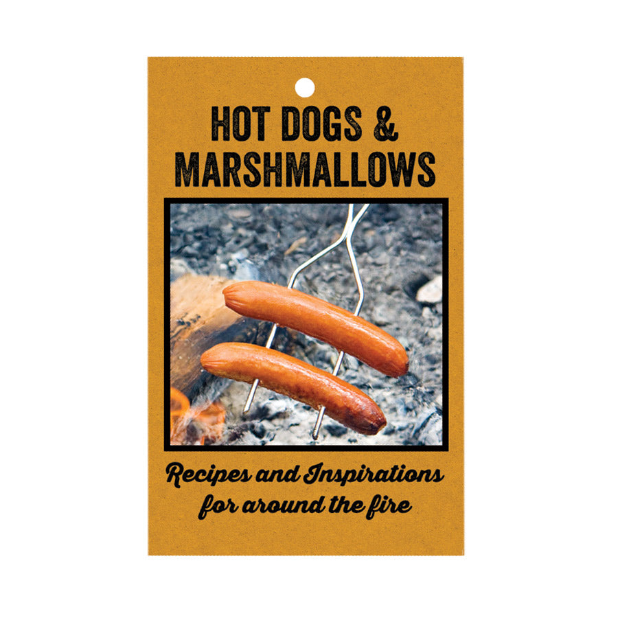 Hot Dogs & Marshmallows Book - By Richard O'Russa