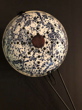 Load image into Gallery viewer, Big Bowl Popcorn Popper Marble Enamel Finish - Limited Edition
