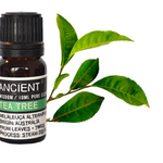 Product foto van de tea tree etherische olie 10 ml.
